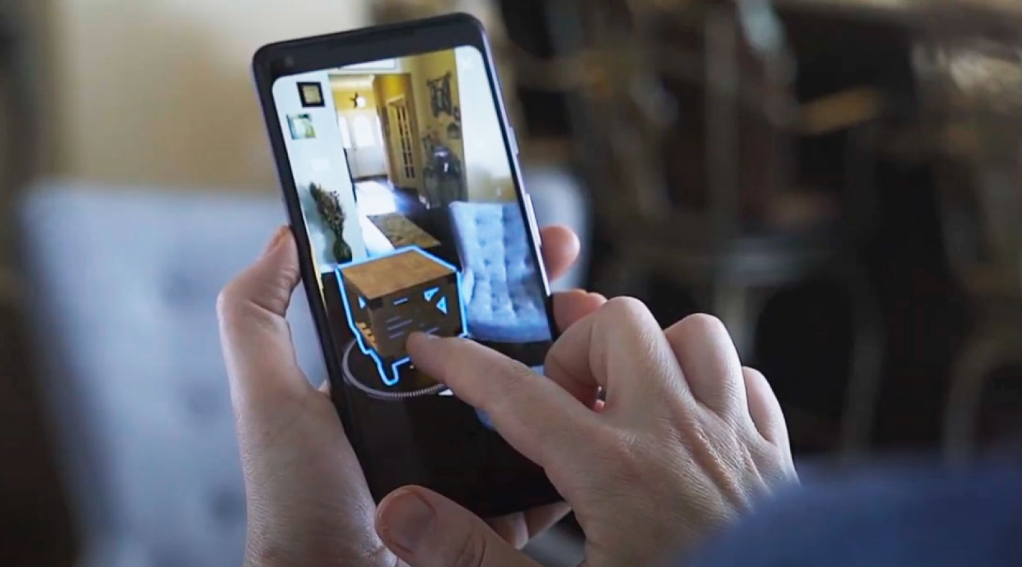 power of Augmented Reality